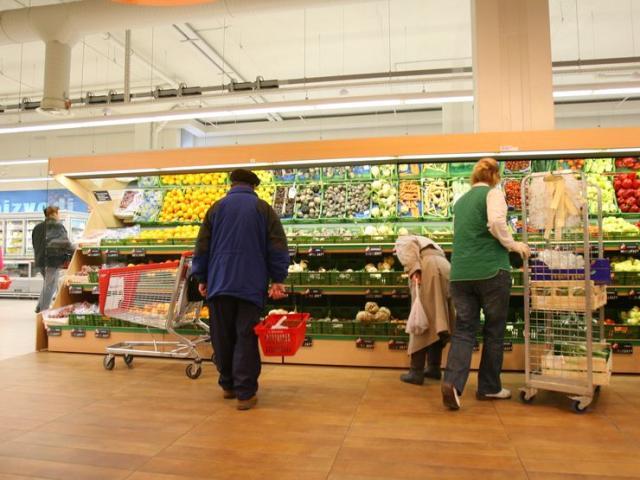 Prodavnica Merkator u Novom Sadu