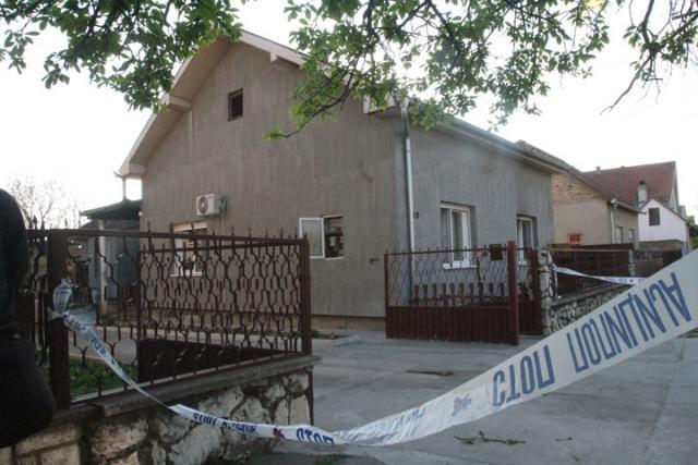 Kuća u kojoj se dogodila nesreća