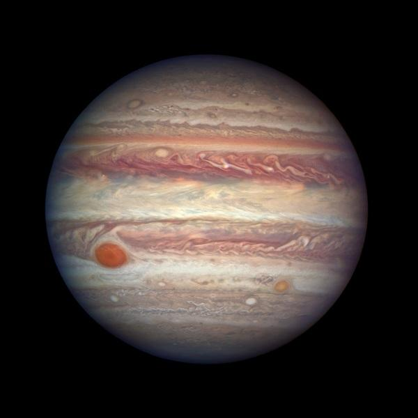 Jupiter Habl Nasa