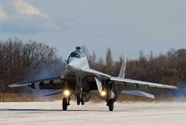 MiG 29, foto vojska srbije