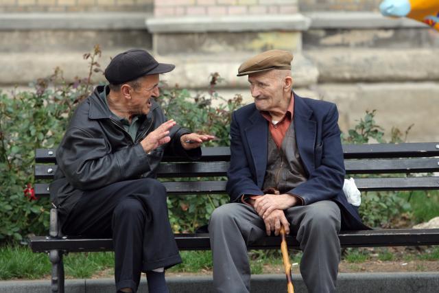 foto: penzioneri (Dnevnik arhiva)