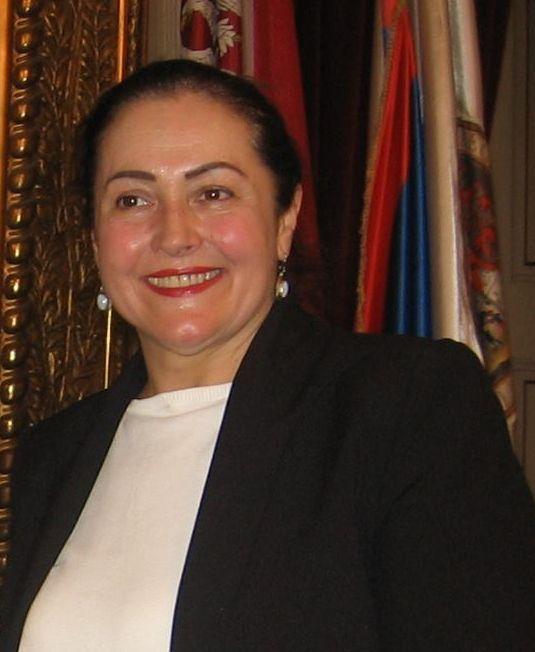 Vesna Imbronjev foto privatna arhiva
