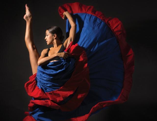 ballet hispanico Festival igre Paula Lobo
