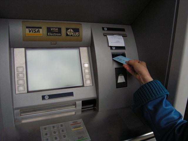bankomat RHA