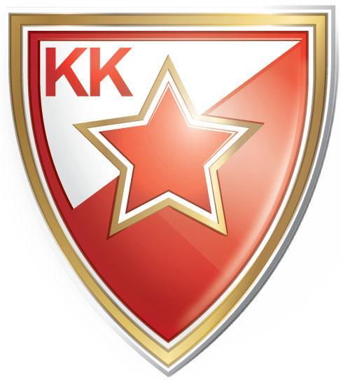 crvena zvezda kosarka grb, Dnevnik ilustracija