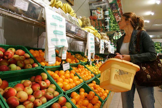 market hrana