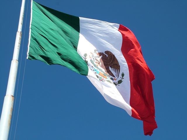 zastava meksiko / pixabay