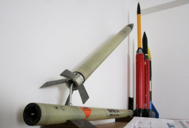 protivgradne rakete AErski