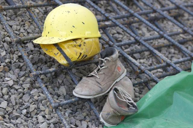 radnici slem EPA/GUSTAVO AMADOR