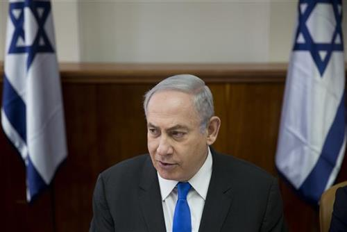 Benjamin Netanjahu  Foto: AP Photo/Oded Balilty