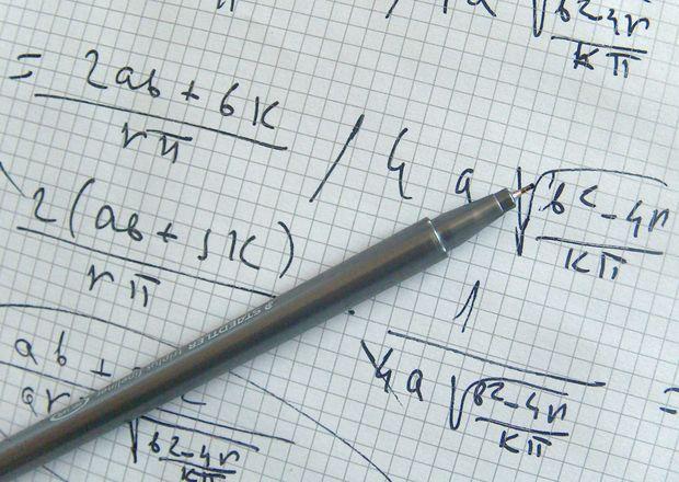matematika/ ilustracija