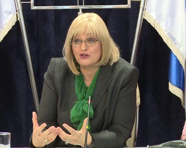Jorgovanka Tabaković, NBS  Foto: Tanjug/video