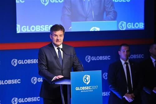 Miroslav Lajčak Foto Tanjug / Globsec
