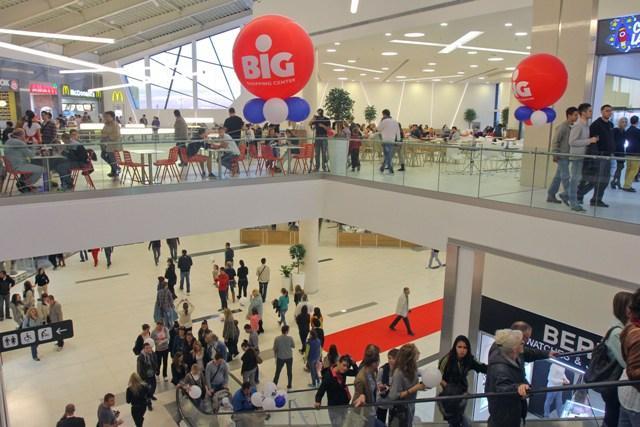 Big shoping centar
