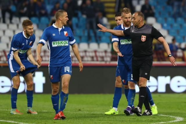 FK-Crvena-zvezda-FK-Vojvodina, marko todorovic, facebook