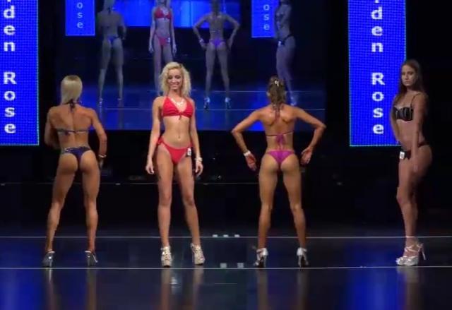 bikini fitnes, Foto:  Youtube/printsreen