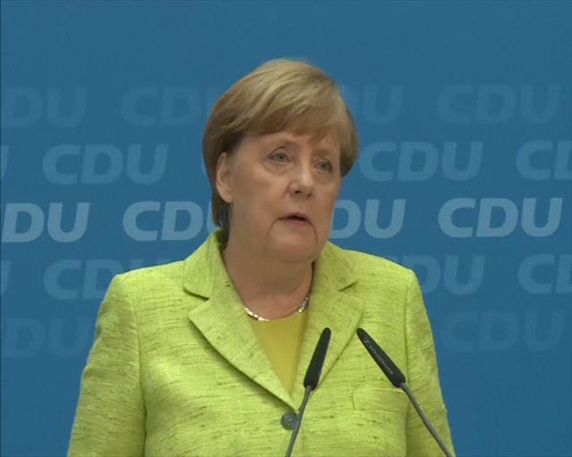 Angela Merkel Foto: Tanjug/video