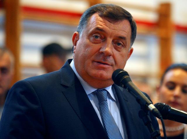 Milorad Dodik Foto: Dnevnik.rs/F. Bakić