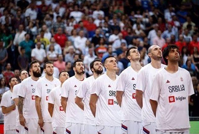 Košarkaška reperezentacija Srbije Foto: Youtube/screenshot