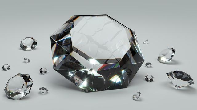 dijamanti, pihabay