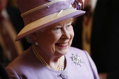 kraljica elizabeta, tanjug ap