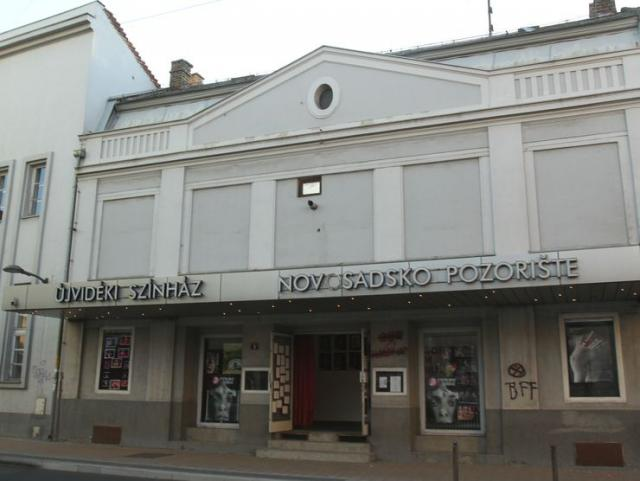 "Novosadsko pozorište domaćin novog festivala "" Synergy#WTF "" foto: dnevnik.rs"
