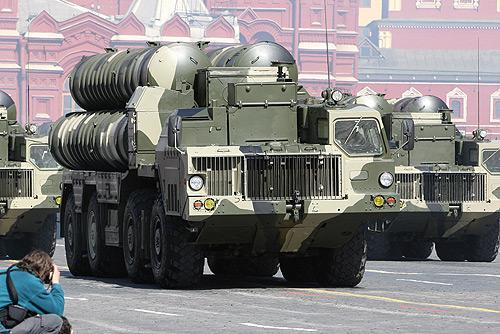 Raketni sistem S-300 Foto: Youtube/printscreen
