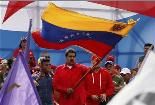 Nikolas Maduro, Venecuela Foto: AP Photo/Ariana Cubillos