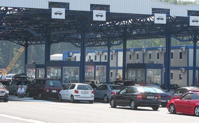 Granični  prelaz  Batrovci-Bajakovo Foto: Dnevnik.rs/arhiva