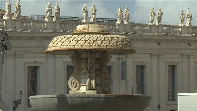 fontana vatikan, tanjug video