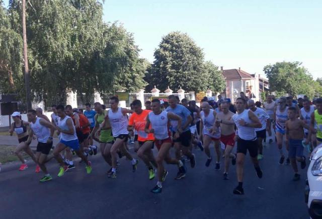 Petrovdanski mini-maraton Bačka Palanka – Gajdobra  Foto: Dnevnik.rs