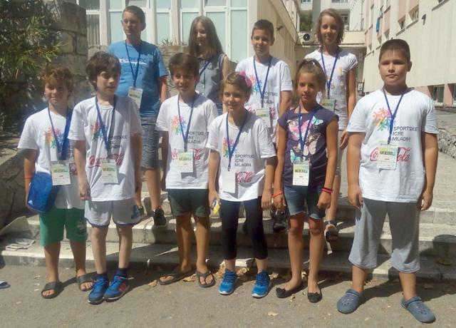 Наша шаховска екипа доминирала у Сплиту