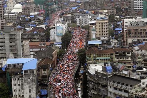 Mumbaji, Indija Foto: AP Photo/Rajanish Kakade