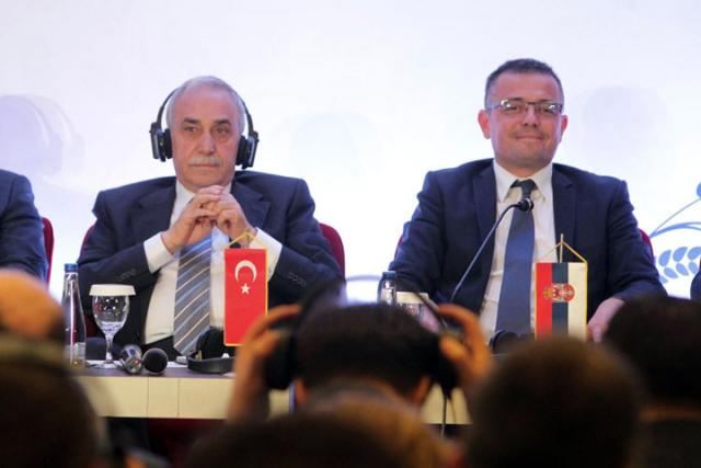 Ahmet Esref i Branislav Nedimovic