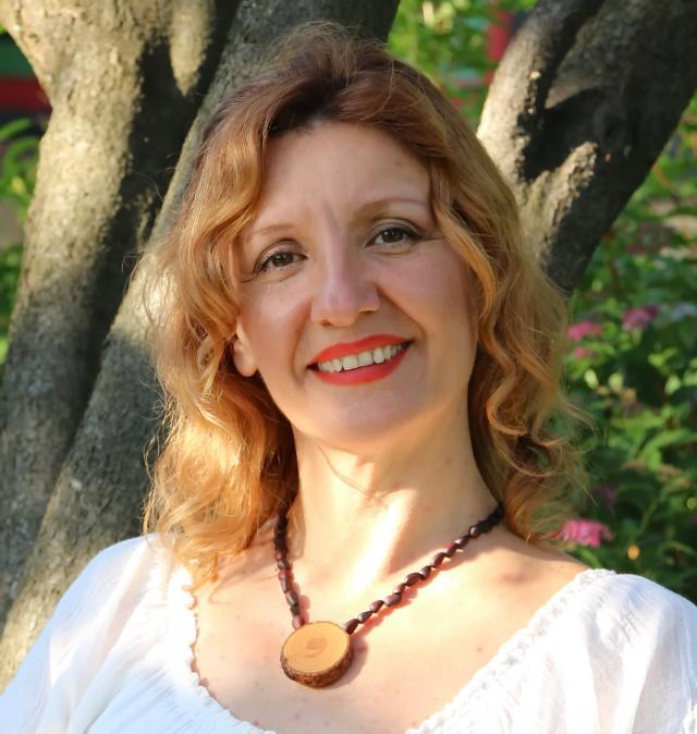 Nina Martinović Ambruster Foto: privatna arhiva