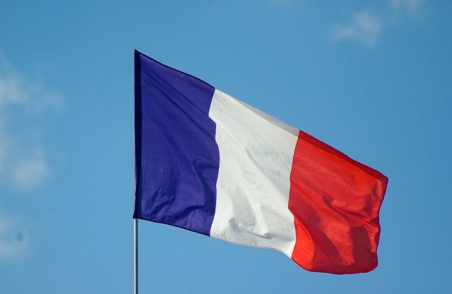 francuska zastava, pixabay