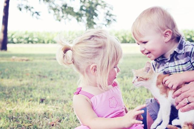 ljubimci deca