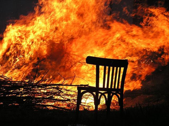 vatra pozar pixabay