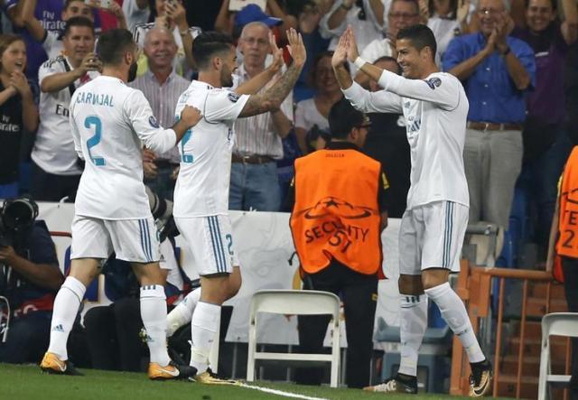 Ronaldo dvostruki strelac protiv APOEL-a Foto: FoNet