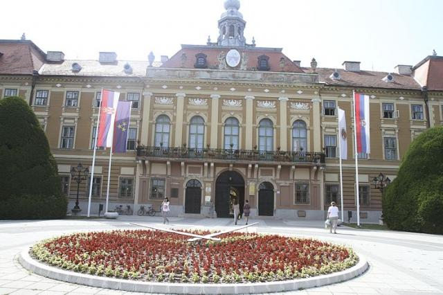 Gradska kuća, Sombor  Foto: Dnevnik.rs/F. Bakić