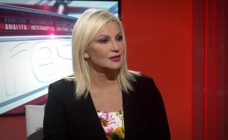 Zorana Mihajlović Foto: n1.info/skrinšot