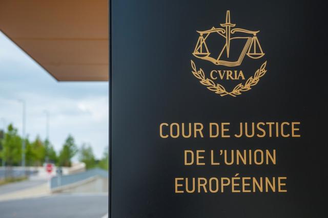 evropski sud pravde, EPA/NICOLAS BOUVY
