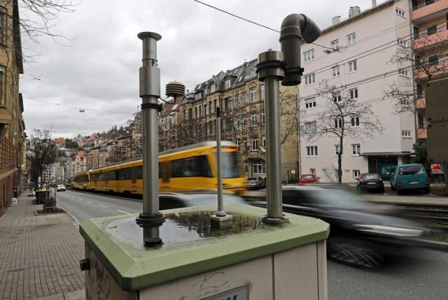 Štutgard, Nemačka Foto: EPA/RONALD WITTEK