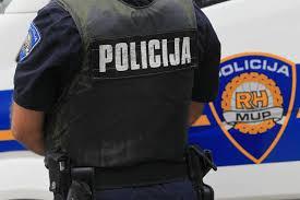 Hrvatska policija, Foto: Youtube/printscreen