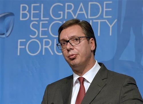A. Vučić BG sigurnosni forum foto: Tanjug