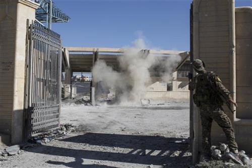 Idlib Foto: AP Photo/Asmaa Waguih