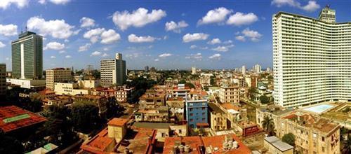 Havana, Kuba foto: Chris Allen via AP
