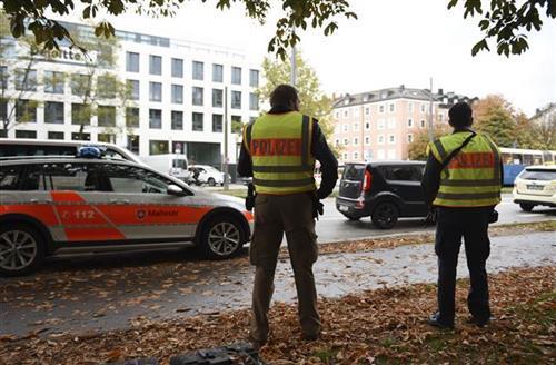 Policija u Minhenu Foto: Tanjug/AP
