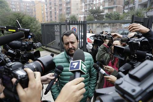 Referendumi  u Lombardiji i Venetu foto: AP Photo/Luca Bruno