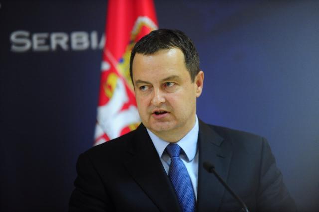 Ivica Dačić Foto: Tanjug
